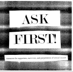 ask first