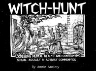 ZINE Witch hunt
