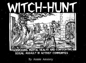 ZINE Witch hunt