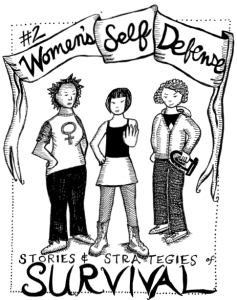 ZINE womens self defence