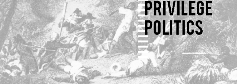 privilege politics